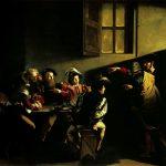 1. Caravaggio - La vocazione di San Matteo