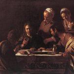 9. Caravaggio - Emmmaus - Milano